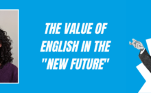 value of english